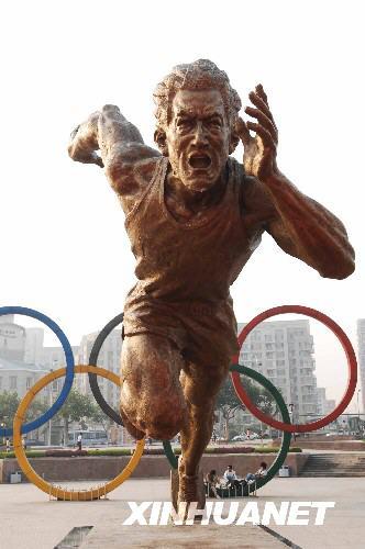 电影《一个人的奥林匹克》感动香港观众