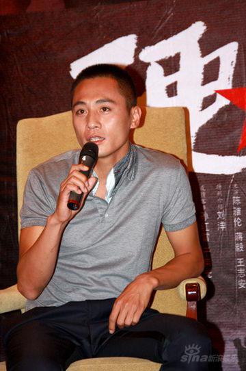"""刘烨颠覆形象出演硬汉对""""虎""""老三情有独钟"""