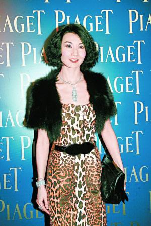 张曼玉承认接下昆汀新片自称从没想过结婚