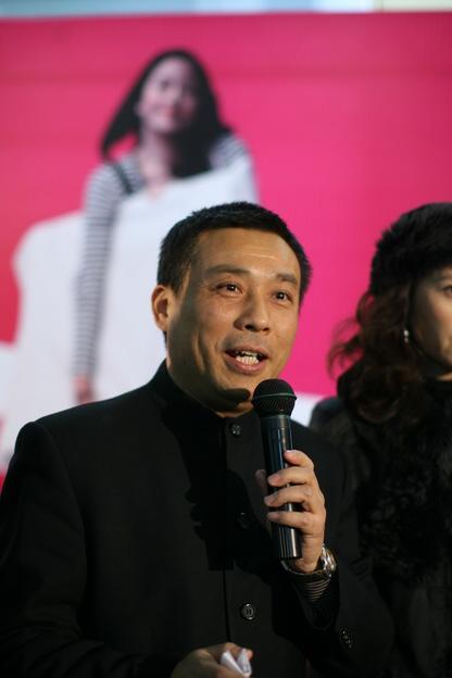 《爱呼2》型男人气火爆中影副总经理江平主持