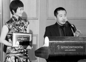 《三峡好人》洛城获两大奖贾樟柯出席致词(图)