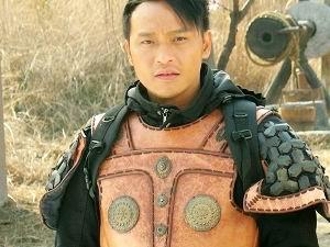 陈志朋变身战国武士《玉倾城》中造型帅气(图)