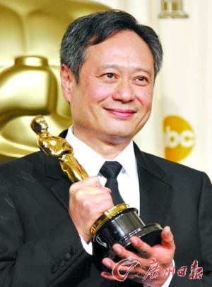 """李安名列""""最伟大导演""""成为唯一上榜华人导演"""