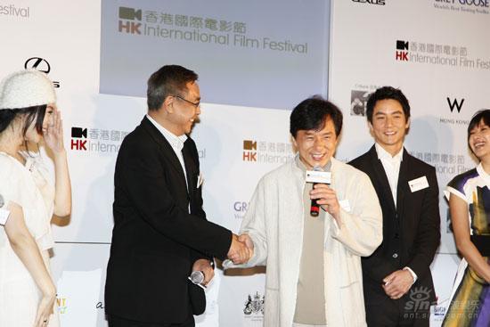 香港电影节公布开幕片陈冠希《神枪手》将放映