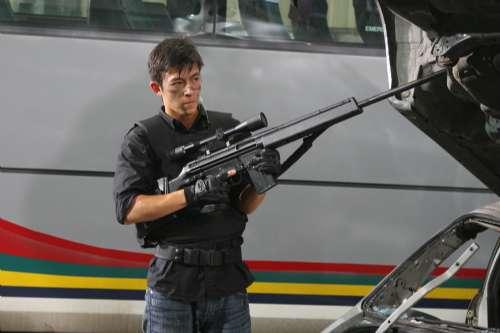 《神枪手》重见天日陈冠希将赴新加坡宣传新片