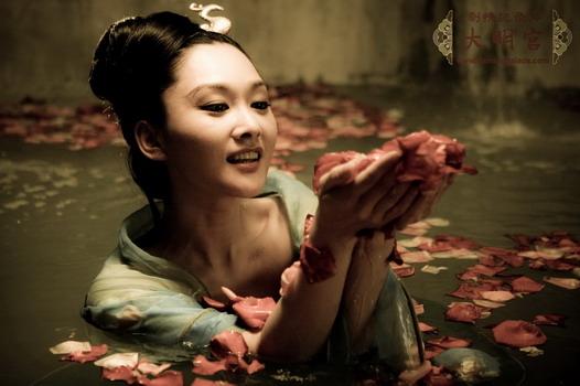 金铁木史诗电影《大明宫》将于9月公映(附图)