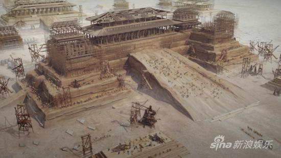 《大明宫》视觉豪华打造华语特效大片(图)