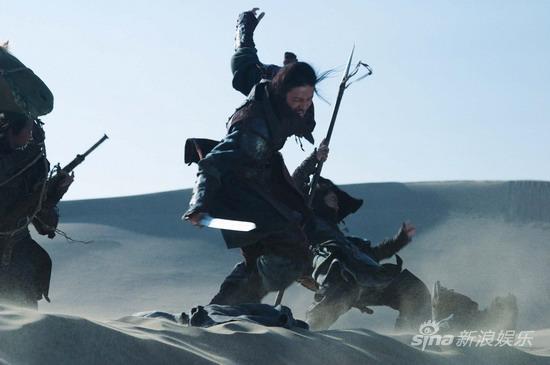 《狼灾记》演绎战争小田切让变冷血战士(图)
