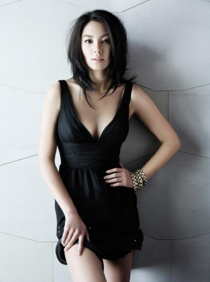 张雨绮:我和星爷都是真实的人(组图)