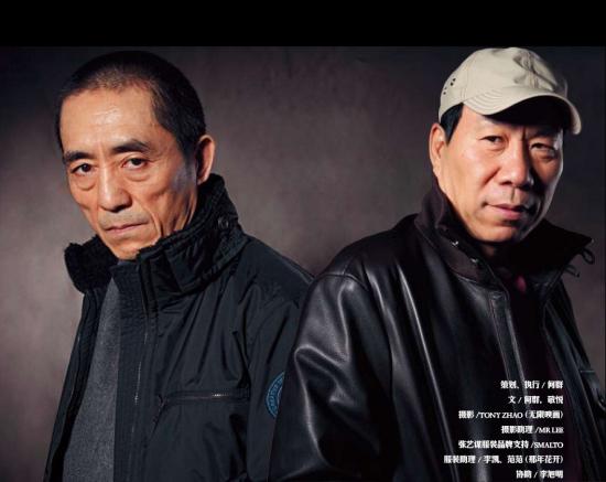 """张艺谋和张伟平:""""三枪""""之际的""""双张""""传奇(3)"""