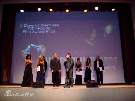 《恋爱前规则》摩纳哥国际电影节斩获三项大奖