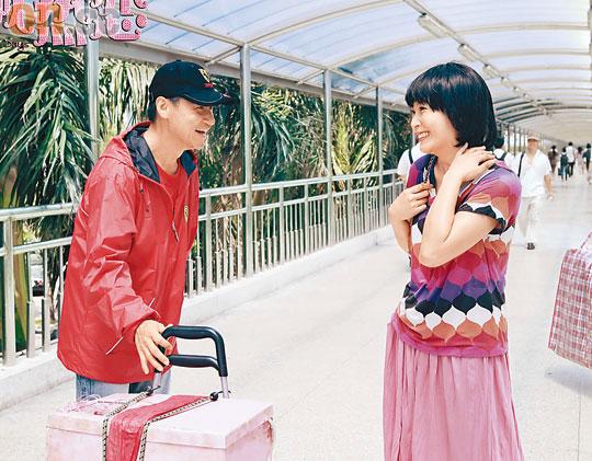 刘若英《全城热恋》即兴加戏考搭档张学友急才