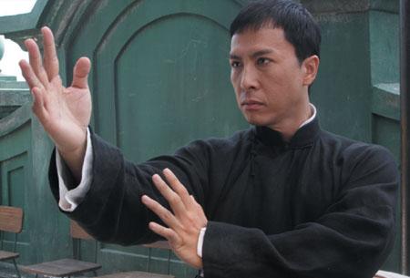《叶问2》4月29日公映甄子丹盼卫冕影帝(图)