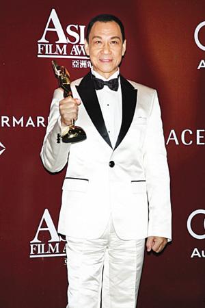 亚洲电影大奖揭晓王学圻凭《十月围城》称帝
