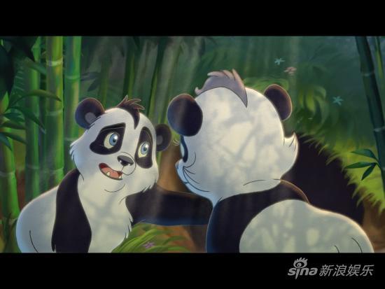 《熊猫总动员》亮相东京动漫展全3D制作