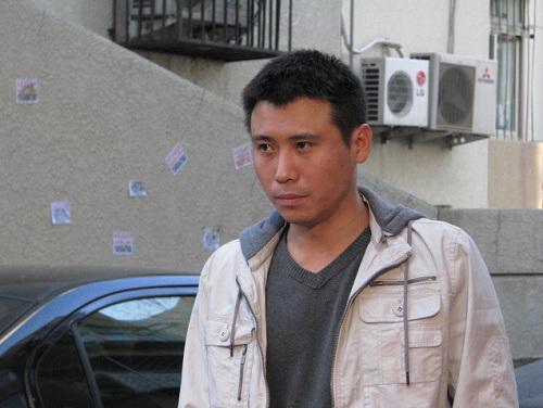 《我是植物人》临近杀青李乃文作记者不容易