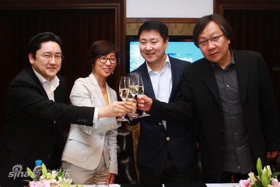 希杰娱乐与博纳国际强强联手缔结战略伙伴关系