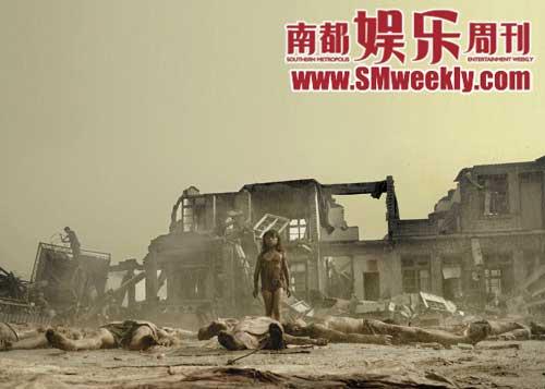 《唐山大地震》是超级催泪弹不是视觉大片(图)