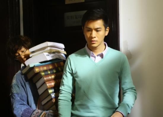 王力宏跨界导新片《恋爱通告》乔振宇当情敌
