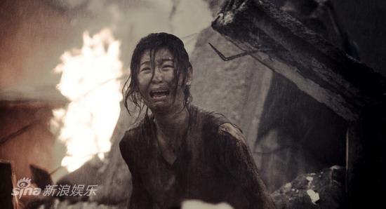 《新闻联播》报导《大地震》片中亲情感动观众