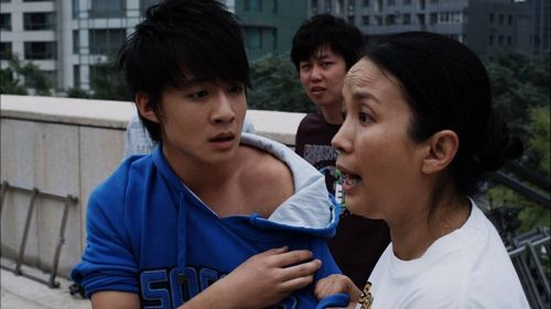 《玩酷青春》吕丽萍演单亲母亲为叛逆儿操碎心