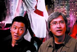 《全城戒备》被批粗糙陈木胜:创新就会有风险