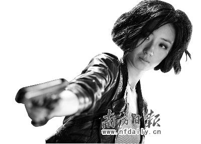 """桂纶镁和谢霆锋《线人》拍吻戏""""真的没感觉"""""""