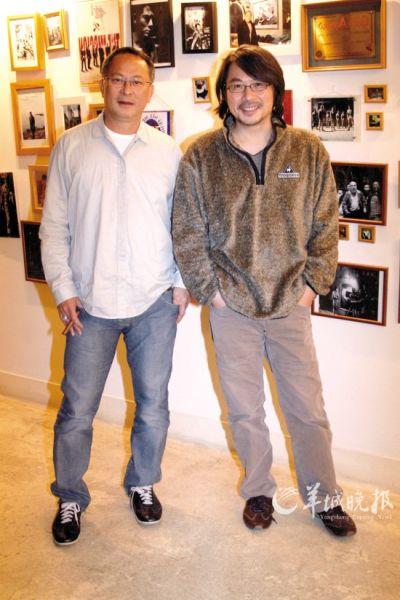 """火爆的杜琪峰和耐心的韦家辉却能合作十几年依然没""""分手"""""""