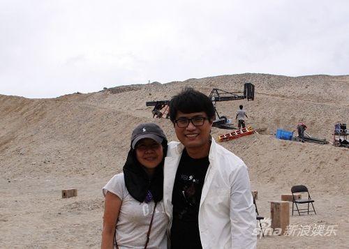 左起:监制曾佩珊、宋光成