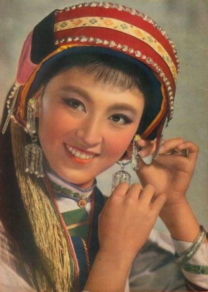 杨丽坤塑造的云南少女经典银幕形象