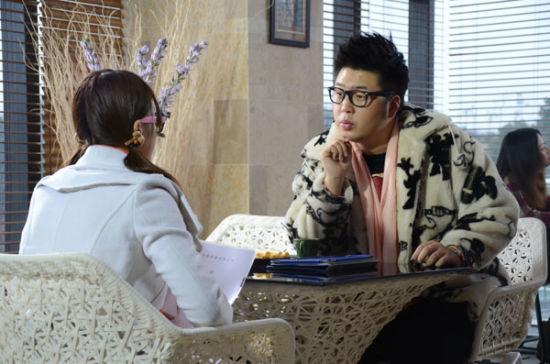 剧照:《绑架大明星》杜海涛加盟 瘦身变潮男演绎经纪人