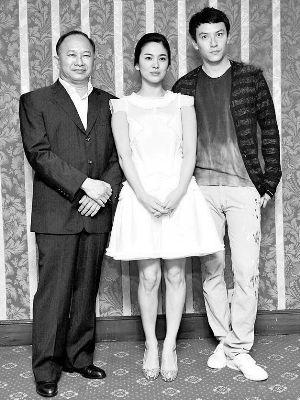 张震和宋慧乔将出演吴宇森执导的《生死恋》。(资料图片)