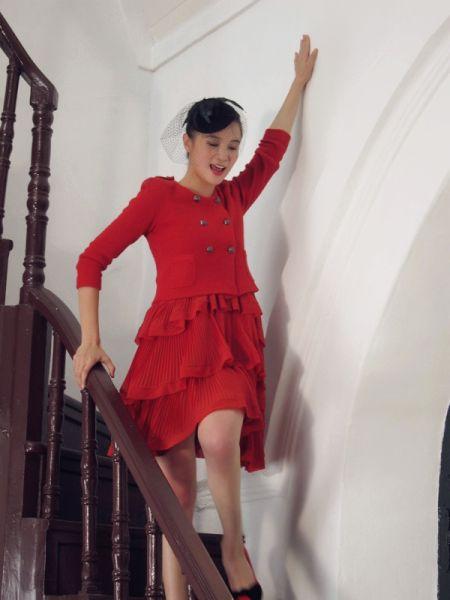 电影演员宋佳的丈夫_女星宋佳在片中饰演一位非常热爱跳舞却因丈夫(吴镇宇饰演)失误而半身