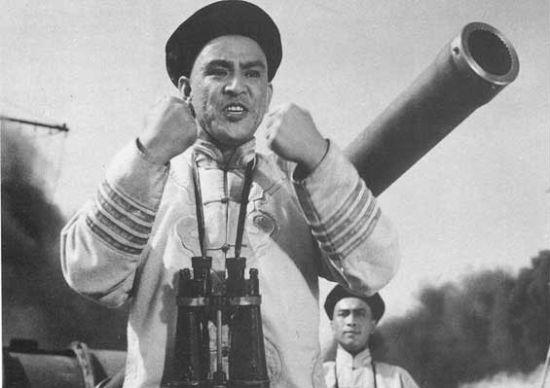 李默然成功塑造《甲午风云》中爱国将领邓世昌一角