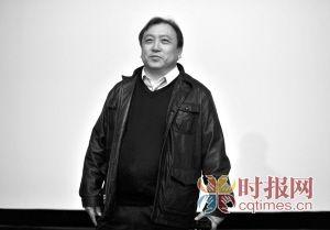 导演王晶携电影《大上海》来渝做宣传