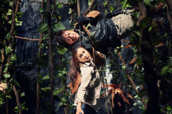 姚星彤在树上待了一个月