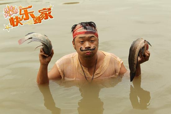 杜海涛送祝福