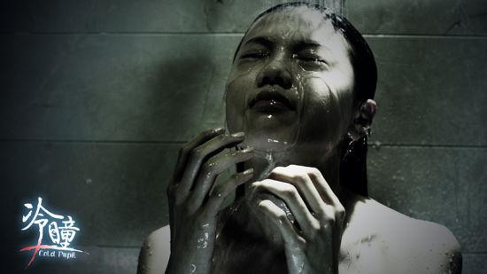 周秀娜《冷瞳》全裸上阵  浴照曝光