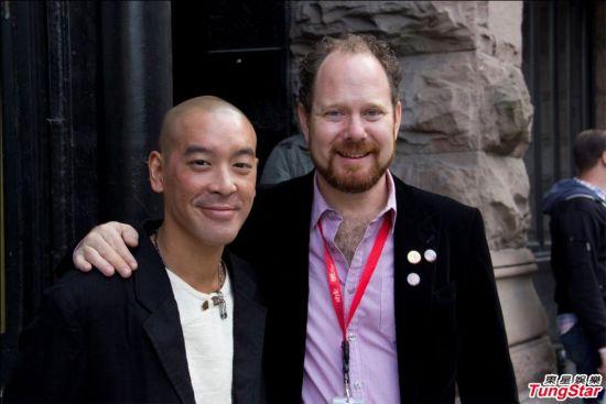麦浚龙携《僵尸》出席多伦多电影节图片