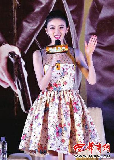 西安女孩景甜有着典型的西安人性格