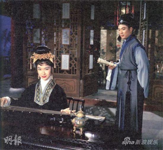 李翰祥执导、乐蒂(左)主演的《倩女幽魂》是邵氏的新派古装片经典,还曾参加戛纳影展。