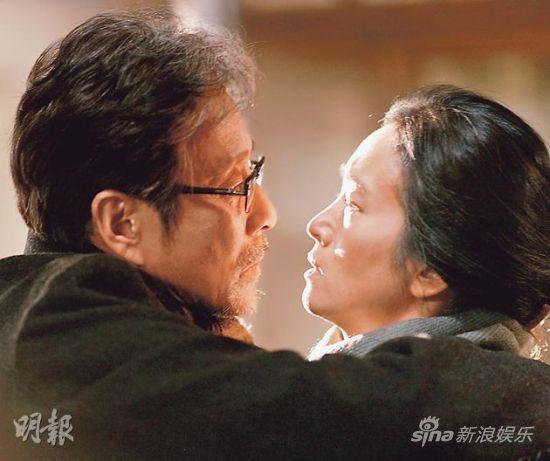 """巩俐形容陈道明做了她的""""3个月丈夫"""""""