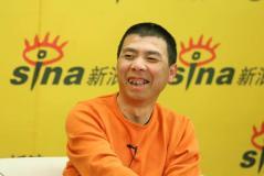 冯小刚做客新浪《集结号》向平凡英雄致敬(图)