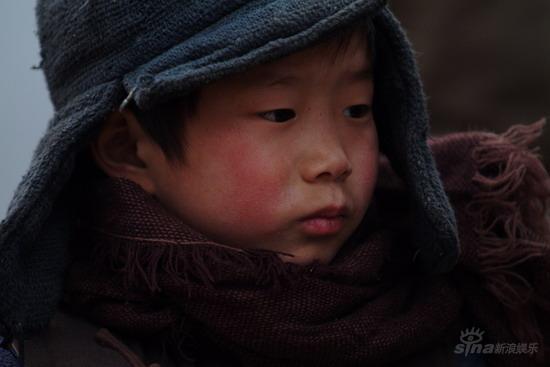 民工子弟成《黄石的孩子》最抢戏小演员(组图)