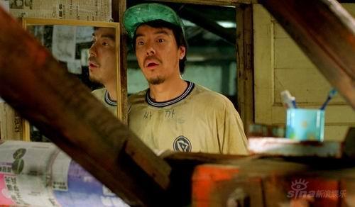 海一天加盟惊悚片《荒村公寓》演侦探(组图)