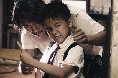香港电影童星盘点成龙李小龙皆年少成名(组图)