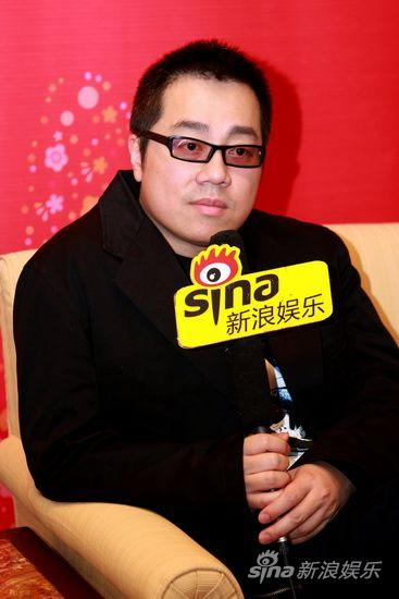 彭浩翔接受独家采访