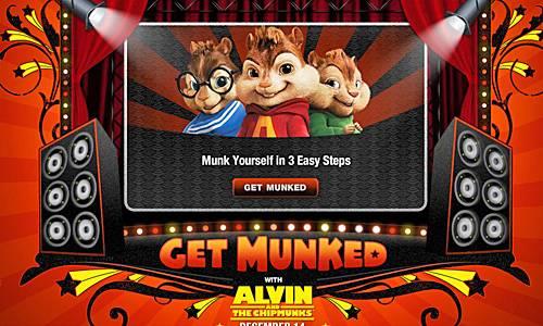 07年十大电影网络营销典范-《艾尔文与花栗鼠》