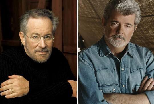 两个导演的40年卢卡斯与斯皮尔伯格联手创传奇