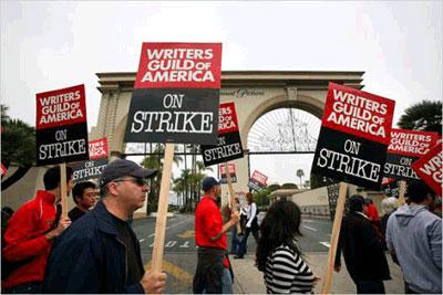 美国编剧工潮有望结束工会颁奖礼公布入围名单